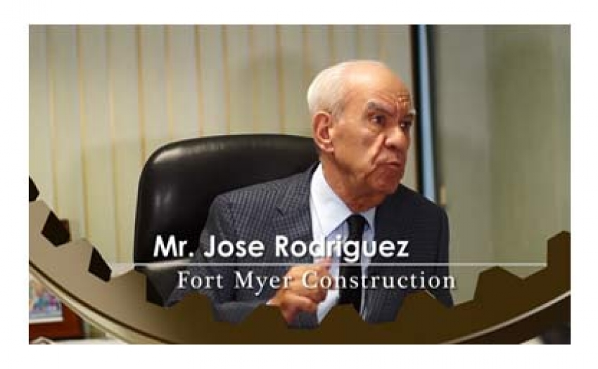 Mr. Jose Rodriguez - Fort Myer Construction
