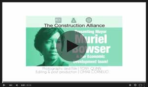 THE APRIL 14TH CONSTRUCTION ALLIANCE EVENT 2015 VIDEO